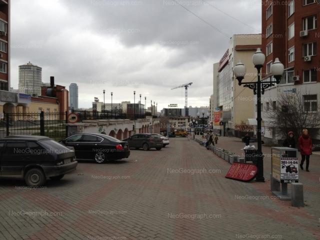 Адрес(а) на фотографии: улица Хохрякова, 72, Екатеринбург