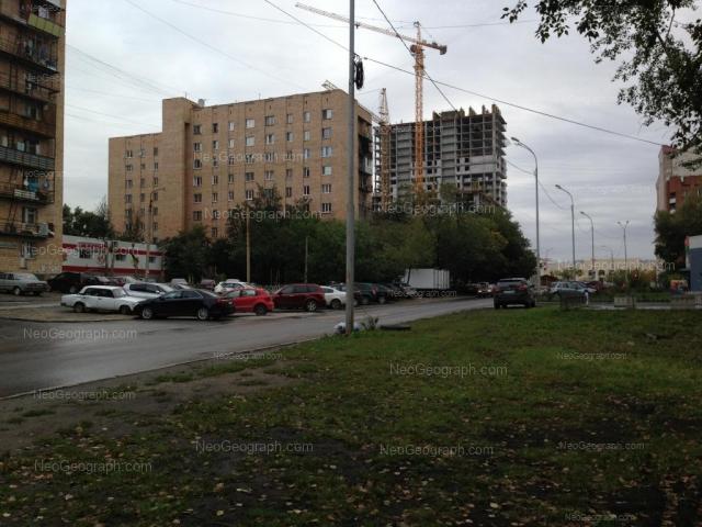 Адрес(а) на фотографии: Ключевская улица, 12, Екатеринбург