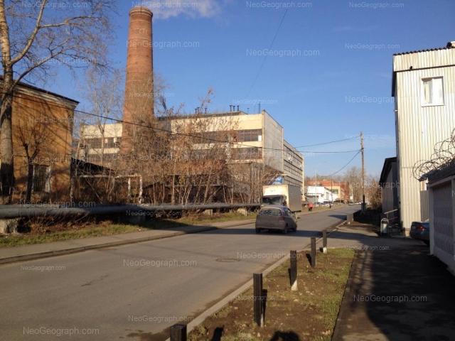 Адрес(а) на фотографии: Черкасская улица, 14, Екатеринбург