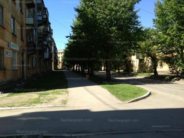 Адрес(а) на фотографии: Донбасская улица, 32, Екатеринбург
