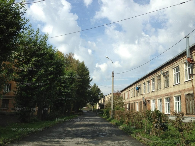 Адрес(а) на фотографии: Сибирский тракт, 33а/1, 35, Екатеринбург