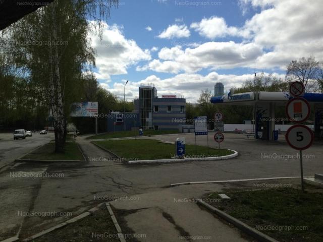 Адрес(а) на фотографии: улица Блюхера, 1, 1а, Екатеринбург