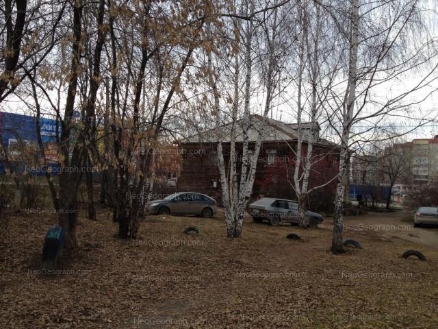 Адрес(а) на фотографии: Ухтомская улица, 36, Екатеринбург