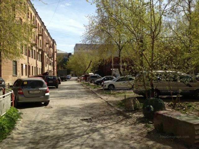 Адрес(а) на фотографии: Первомайская улица, 60, 60А, Екатеринбург