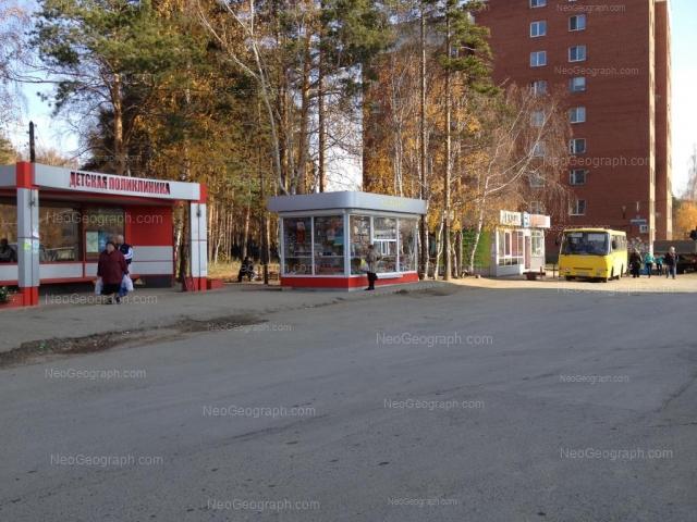 Адрес(а) на фотографии: Дагестанская улица, 34, 34 к1, Екатеринбург