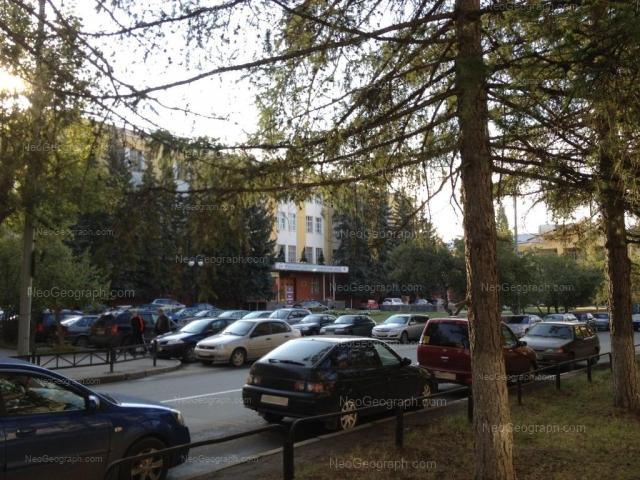 Адрес(а) на фотографии: Студенческая улица, 9, Екатеринбург