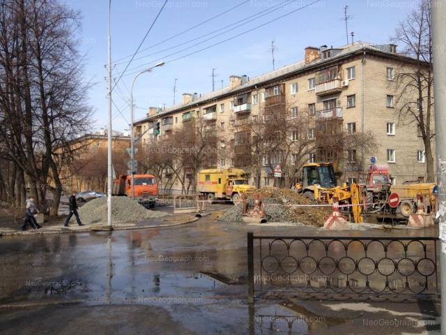 Адрес(а) на фотографии: улица Бабушкина, 18, 20, Екатеринбург