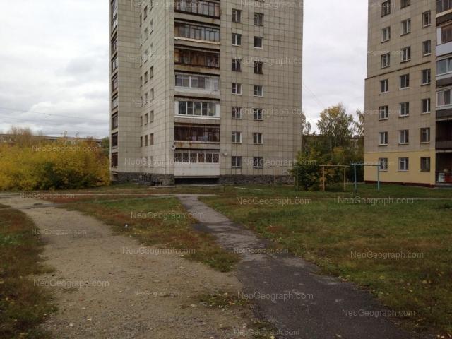 Адрес(а) на фотографии: улица Токарей, 60 к3, 62, Екатеринбург