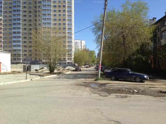 Адрес(а) на фотографии: Кишинёвская улица, 33, 54, Екатеринбург