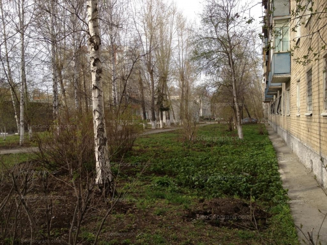 Адрес(а) на фотографии: Белореченская улица, 9/4, 11А, Екатеринбург