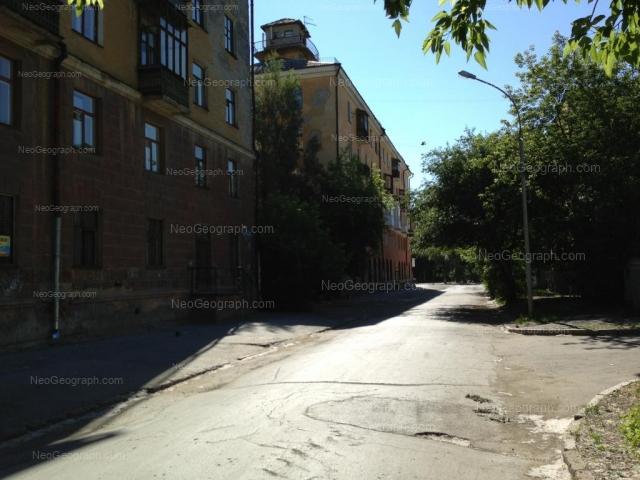 Адрес(а) на фотографии: переулок Дружбы, 4, Екатеринбург