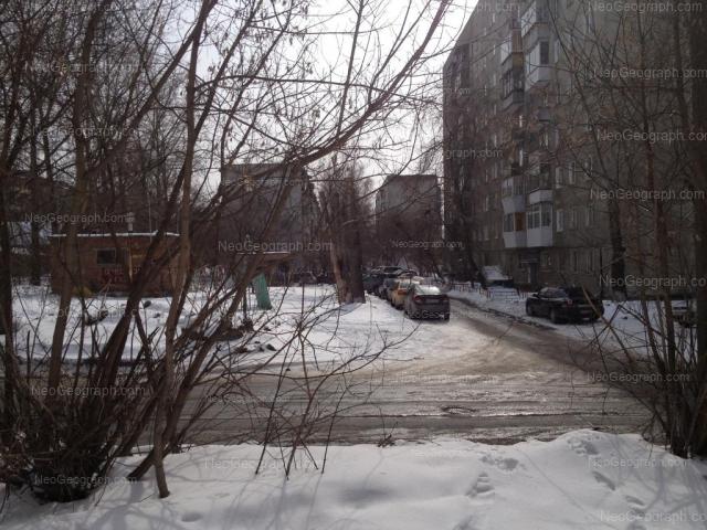Адрес(а) на фотографии: улица Пионеров, 4, 6, 8, Екатеринбург