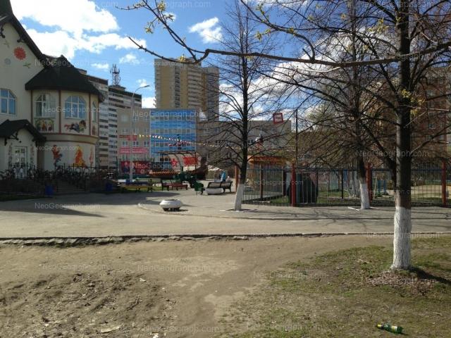 Адрес(а) на фотографии: Техническая улица, 12, 14к2, 18, 18Б, Екатеринбург