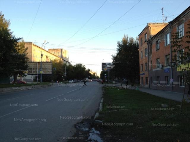 Адрес(а) на фотографии: улица Азина, 17, 18, Екатеринбург