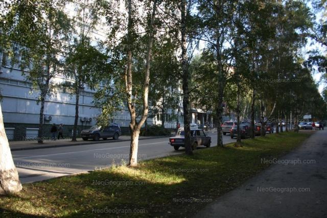 Адрес(а) на фотографии: улица Блюхера, 7, 11, Екатеринбург
