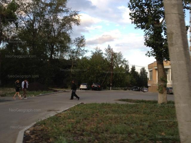 Адрес(а) на фотографии: Еланский переулок, 4, Екатеринбург
