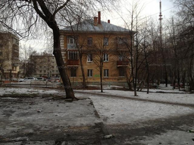 Адрес(а) на фотографии: улица Куйбышева, 103, 105, Екатеринбург