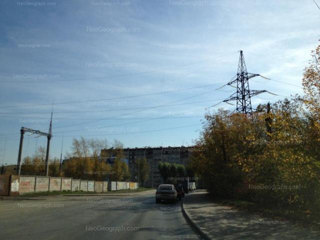 Address(es) on photo: Pokhodnaya street, 63, 69, 71, Yekaterinburg