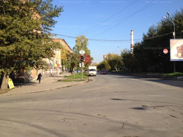 Адрес(а) на фотографии: улица Азина, 18, Екатеринбург