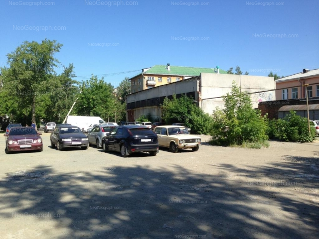 Адрес(а) на фотографии: улица XXII Партсъезда, 19В, 21А, Екатеринбург
