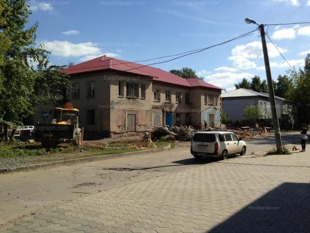 Адрес(а) на фотографии: Автомобильный переулок, 2, 64а, Екатеринбург