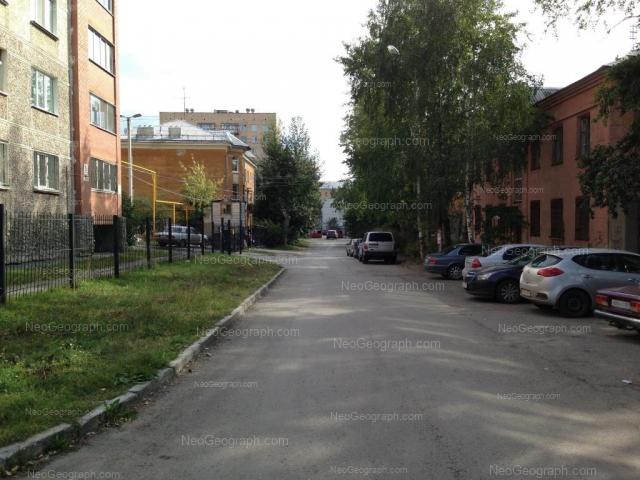 Адрес(а) на фотографии: Таллинский переулок, 4, 5, Екатеринбург