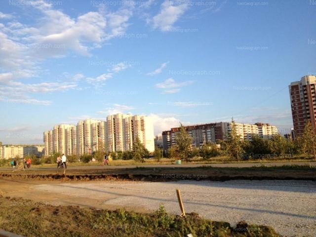 Адрес(а) на фотографии: улица Академика Шварца, 12 к1, 14, Екатеринбург