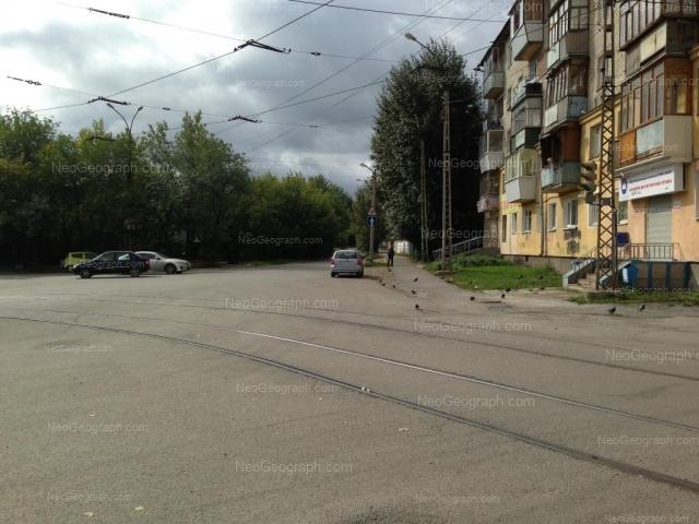 Адрес(а) на фотографии: Ферганская улица, 1, Екатеринбург