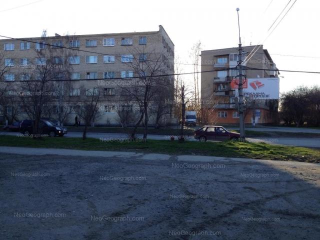 Адрес(а) на фотографии: улица Данилы Зверева, 24, Екатеринбург