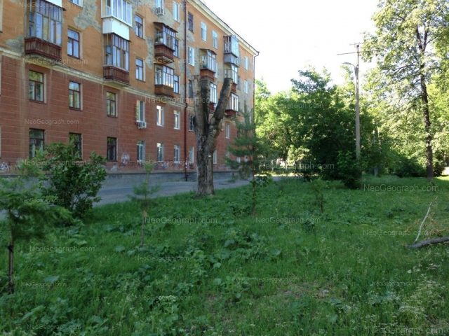 Адрес(а) на фотографии: переулок Дружбы, 6, Екатеринбург