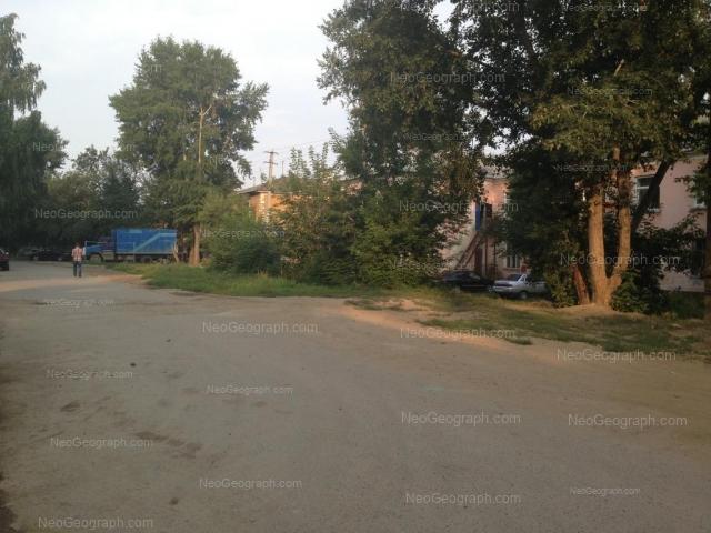 Address(es) on photo: Baumana street, 30Б, 32, Yekaterinburg