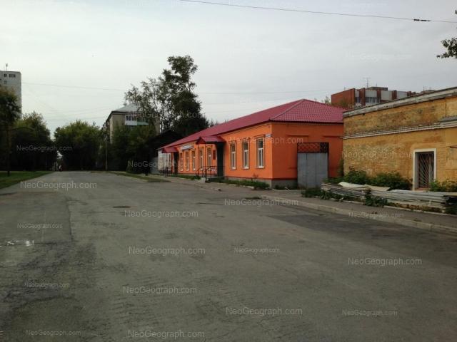 Адрес(а) на фотографии: Красноуральская улица, 2, 2Б, Екатеринбург