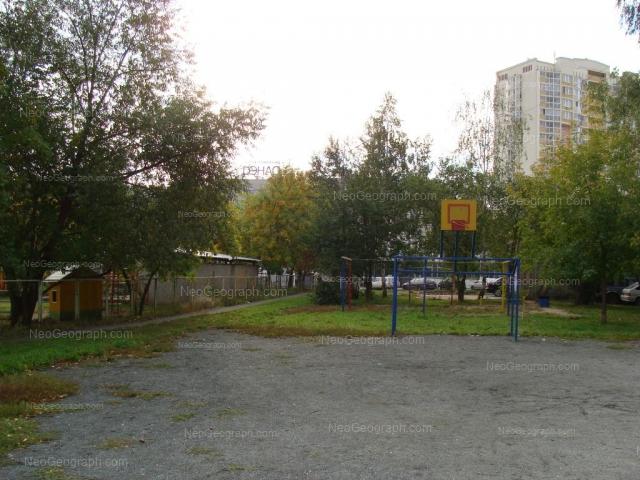 Адрес(а) на фотографии: улица Академика Постовского, 15, 17, Екатеринбург