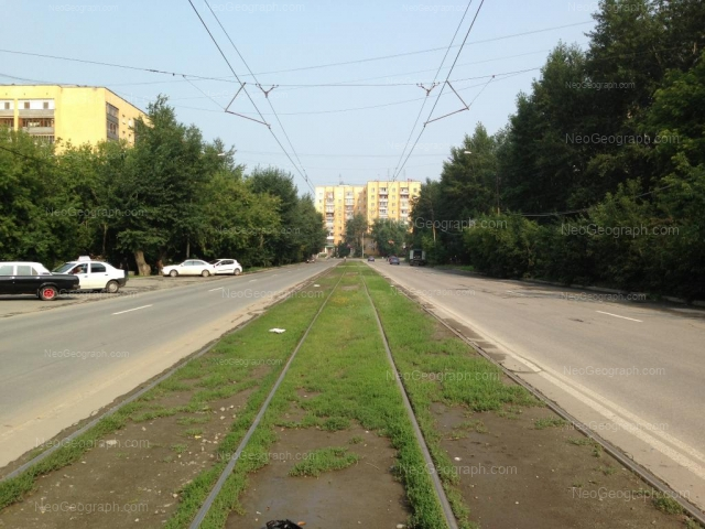 Адрес(а) на фотографии: улица Фрезеровщиков, 26, Екатеринбург