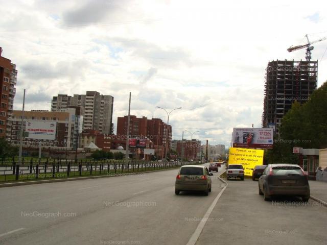 Адрес(а) на фотографии: улица Шейнкмана, 104А, 108, Екатеринбург
