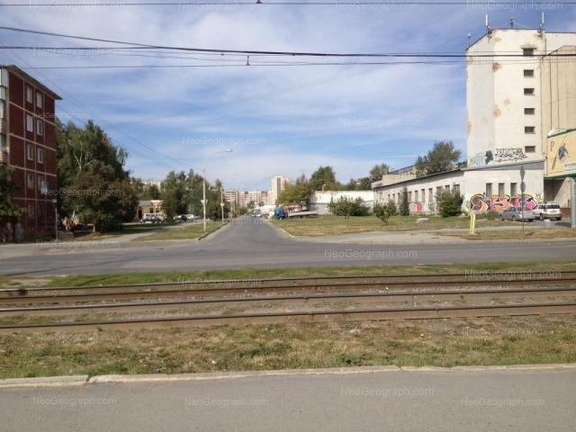 Адрес(а) на фотографии: Рассветная улица, 3, Екатеринбург