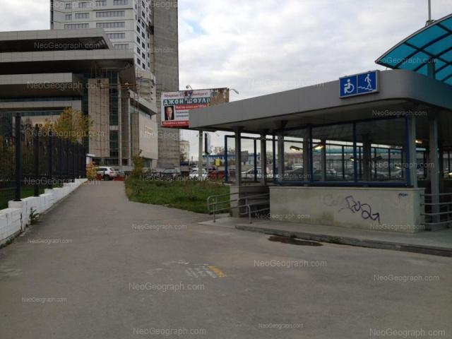 Адрес(а) на фотографии: Вокзальная улица, 15, Екатеринбург