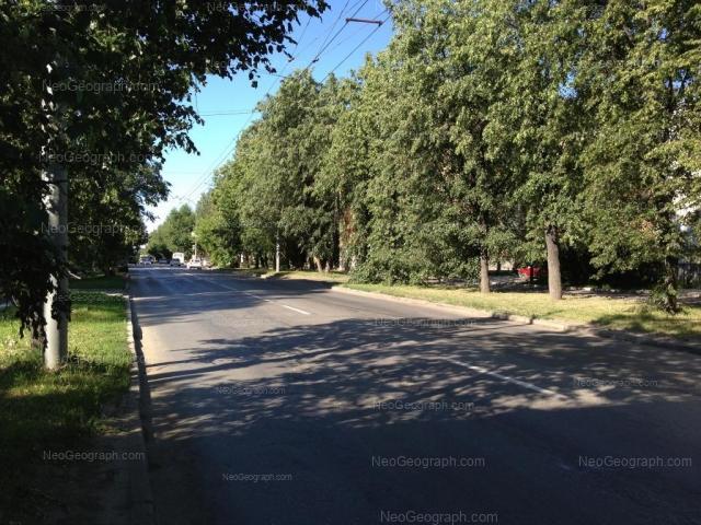 Адрес(а) на фотографии: улица 40-летия Октября, 15, Екатеринбург