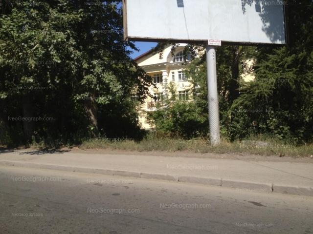 Сибирский тракт, 31, Екатеринбург - Общежитие 1 Уральского государственного лесотехнического университета