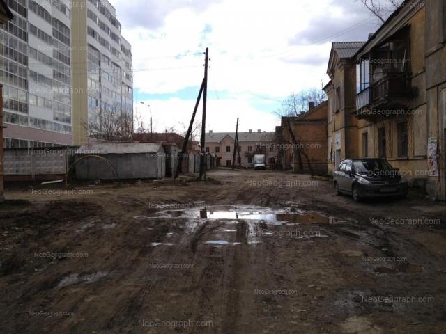 Адрес(а) на фотографии: Техническая улица, 54, 56, 58, 58а, 60, Екатеринбург