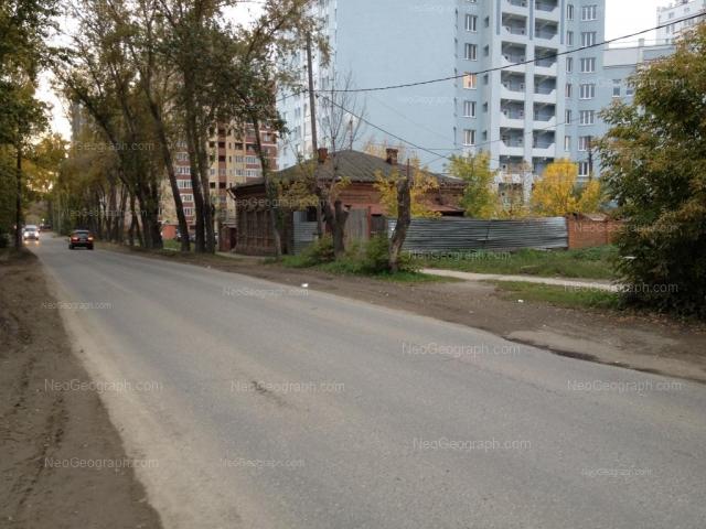 Адрес(а) на фотографии: улица Мельникова, 14, 20, Екатеринбург