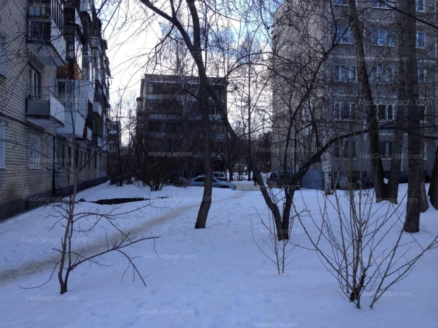 Address(es) on photo: Vstrechniy lane, 3/1, 3/2, 5, Yekaterinburg
