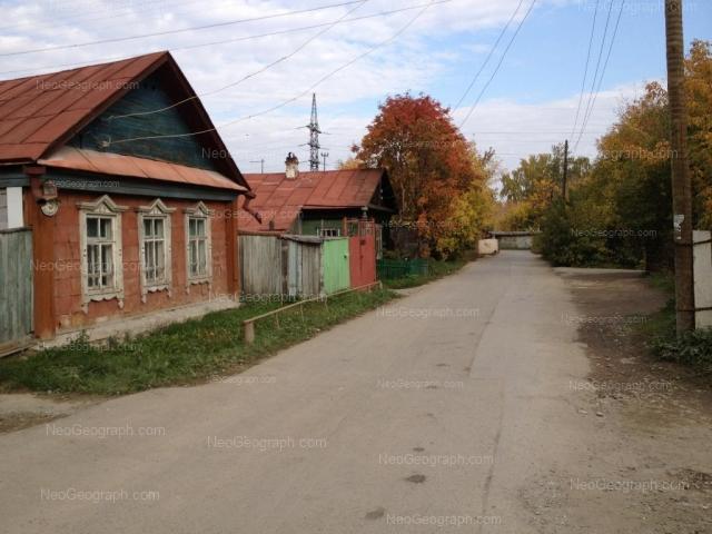 Адрес(а) на фотографии: Белорецкий переулок, 5, 7, Екатеринбург