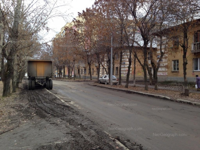 Адрес(а) на фотографии: Прибалтийская улица, 13, 15, Екатеринбург