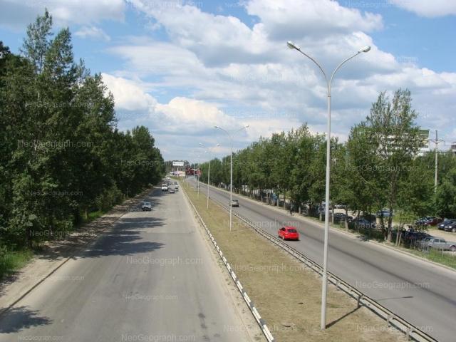 Address(es) on photo: Nachdiva Onufrieva street, 38а, Yekaterinburg