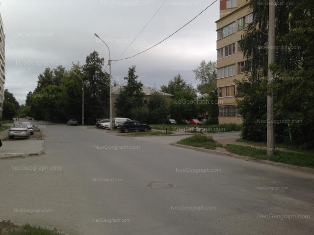 Address(es) on photo: Agronomicheskaya street, 5, 7, Yekaterinburg