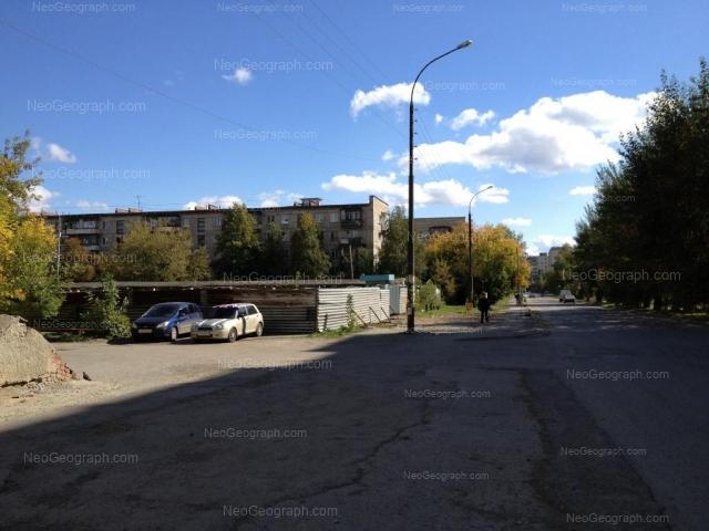 Address(es) on photo: Kommunisticheskaya street, 6, 8, Yekaterinburg