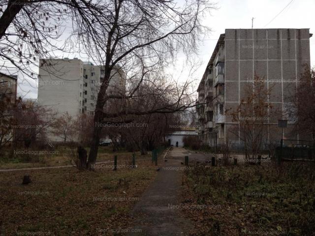 Адрес(а) на фотографии: Встречный переулок, 3 к3, 7/4, Екатеринбург