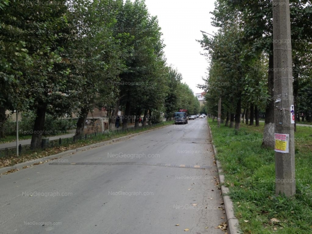 Адрес(а) на фотографии: Братская улица, 4, 6, Екатеринбург