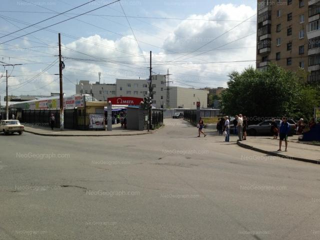 Адрес(а) на фотографии: улица Ильича, 54, Екатеринбург